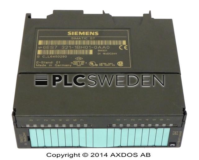 Siemens Simatic 6es7 321-1bh01-0aa0 sm321