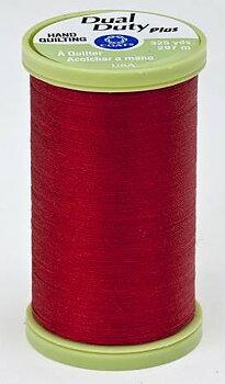 Coats Tråd för Handkviltning Röd