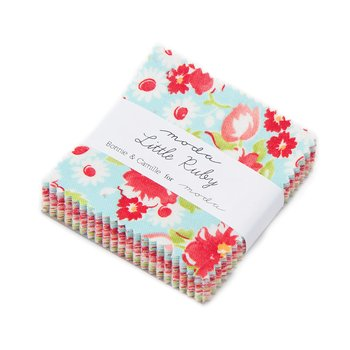 Moda Little Ruby Candy Pack 2½""