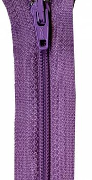 Dragkedja Lilac  35 cm