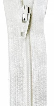 Dragkedja Marshmallow 35 cm