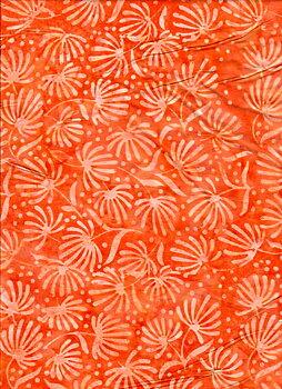 Batik Orange