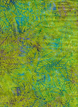 Moda Batik  Lime