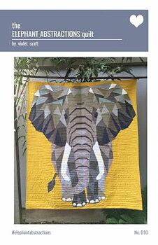Elephant Abstractions Beställningsvara