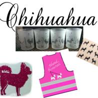 Chihuahua Brodyr Klisterdekaler Gravyr Tryck