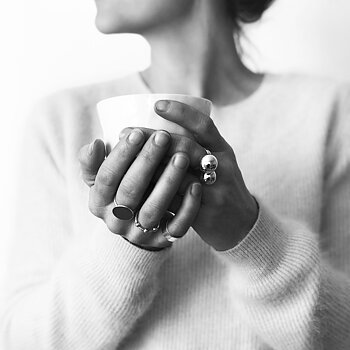 MILA OLIVIA ring