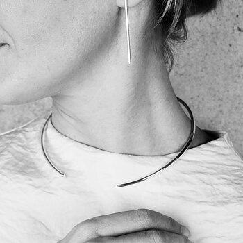 MILA CHOKER halsband runt