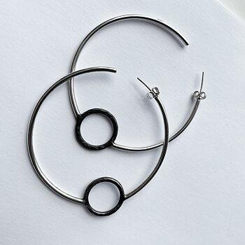 SAMPLE Oxid ring Hoops