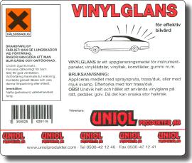 Vinylglans 250 ml