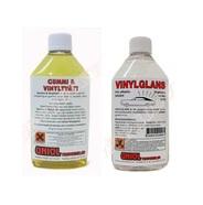 Paket: Gummi & Vinyltvätt 250 ml och Vinylglans 250 ml