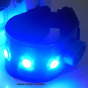 Benreflex LED- Blå