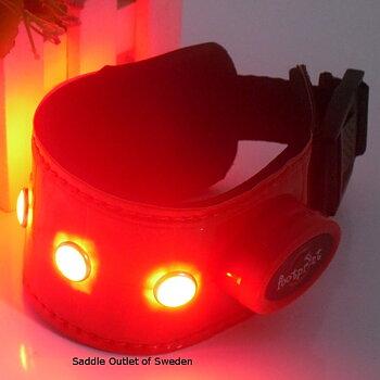 Benreflex LED- Röd