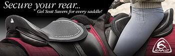 Acavallo Gel out seat saver Allr/dressyr