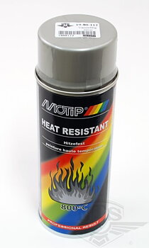 Heat Color Silver (400ml)
