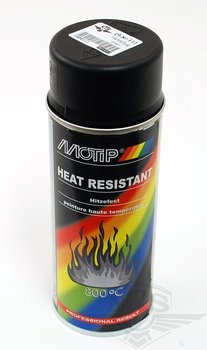 Heat Color Black (400ml)