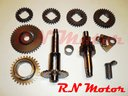 Sachs 4 gear Conversion Kit