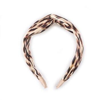 ELLA  AGENCY - Diadem - Leopard