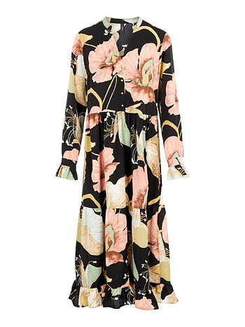 Y.A.S - BLOOMI ANKEL DRESS