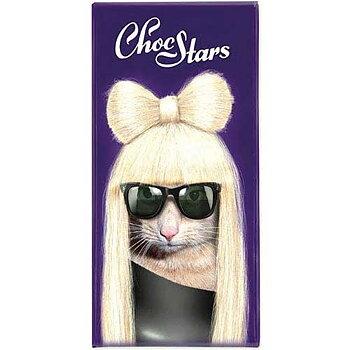 Choc Stars- Choklad, GG