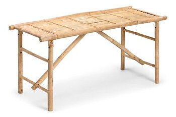 Bambu bänk