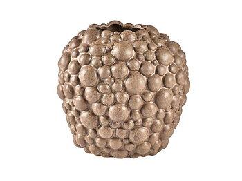 Villa Collection- Vas bubbel, brun