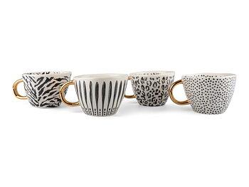 Form Living- Muggar med äkta guldöra, välj mellan olika mönster!