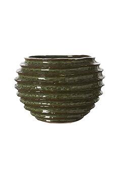Wikholm form- Kruka, Vally Grön, 17 cm