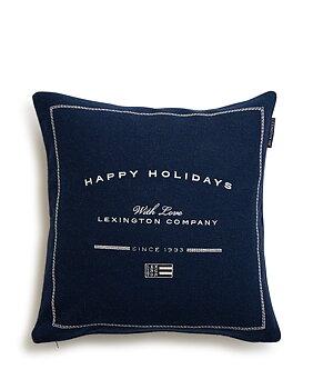 """Lexington- Kuddfodral """"Happy Holiday"""""""