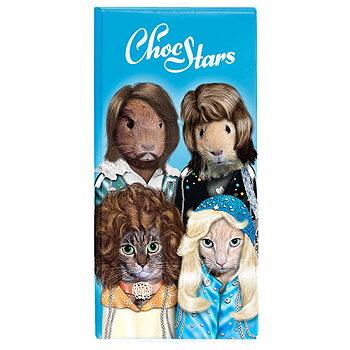 Choc Stars- Choklad, Waterloo