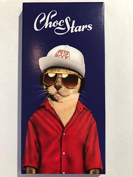 Choc Stars- Choklad, Mr Bruno