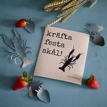 Erika Tubbin- Disktrasa, Kräfta, festa skål!