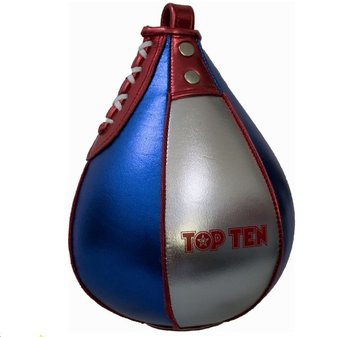 Topten Speedball leather Blue/Silver