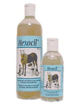 HEXOCIL schampo 500 ml