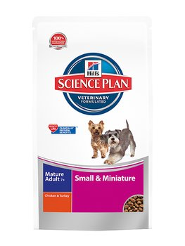 Hills Canine Mature Adult Small & Miniature 7-10 3kg