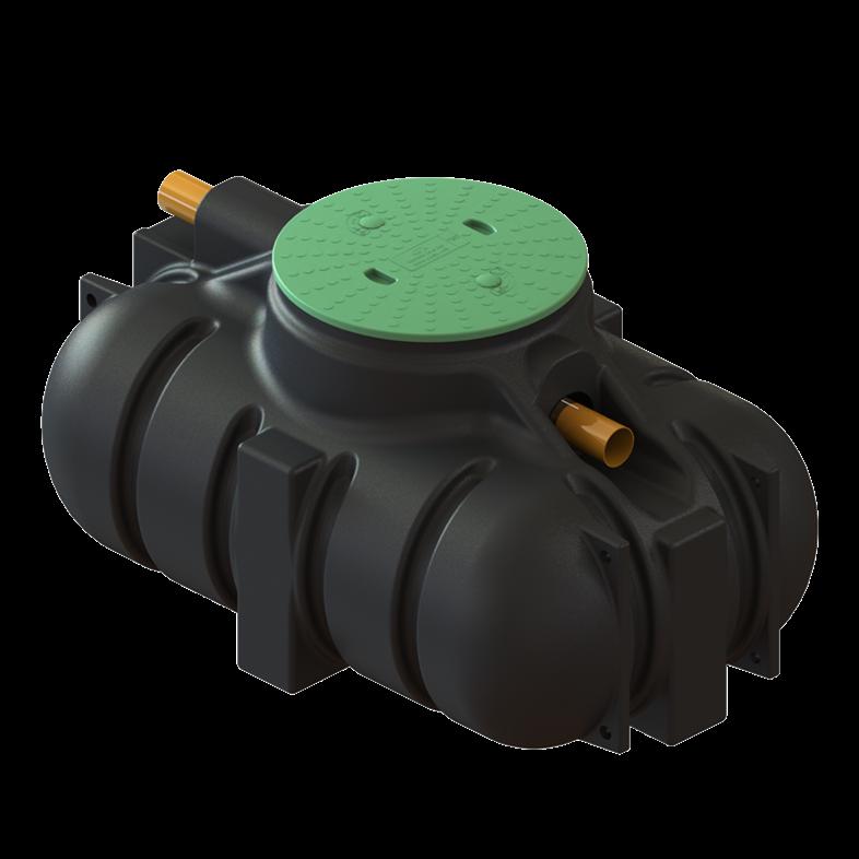 CPX Slamavskiljare 1200 Liter, BDT, hämtpris