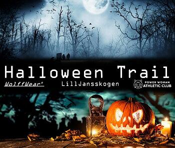Halloween Dark Trail Run 31/10  - Lilljansskogen