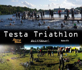 Try Triathlon Training/Race