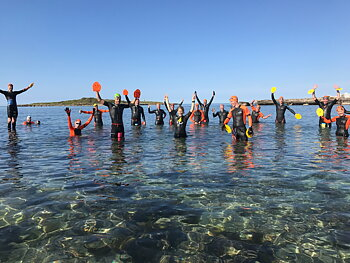 Swimrun-Camp Mallorca  20-27 April  2020