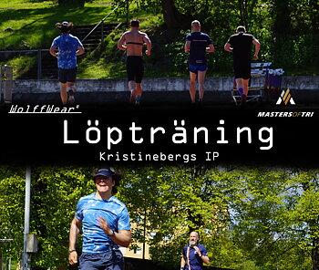 Löpträning Kristinebergs IP - Söndagar 10-11