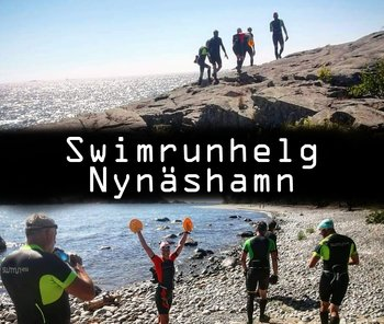 Swimrun weekend at Nynäshamn 12-13 September