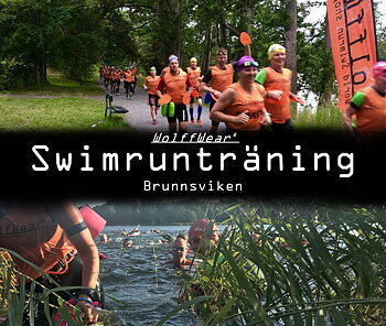SwimRun-Training in Stockholm