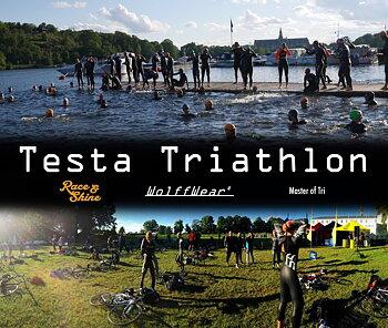Testa Triathlon träning/tävling 2021