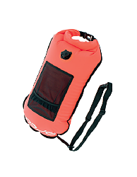 ORCA Safety buoy - Orange 2019
