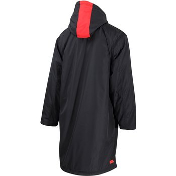Polar Fleece parka dry robe jacket