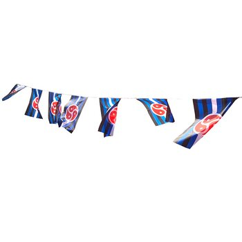 BDSM flag bunting between size (7m)