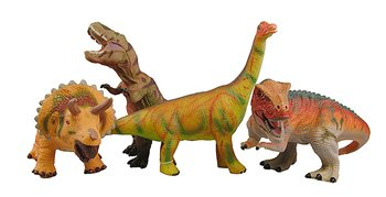 Mjuk dinosaurie