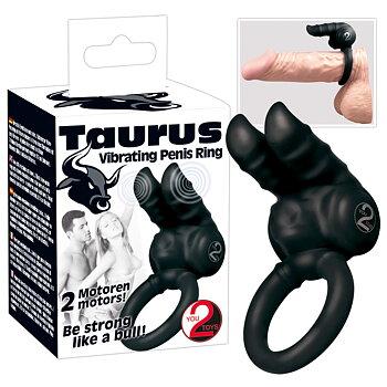 Vibrerande penisring Taurus