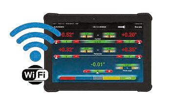 Hjulinställare 2.0 Wifi