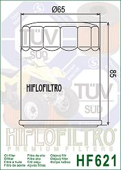 HF621 Hi-Flo Oljefilter Arctic Cat (27083)