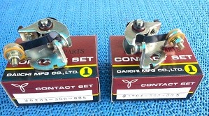 Brytare Honda CB500, CB750 SOHC (30203-300-005/154) 104004